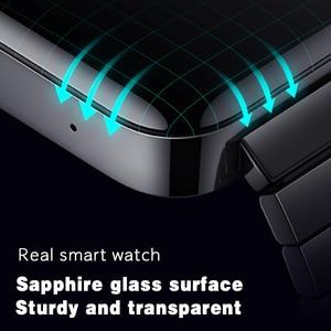 Image 5 - NEW Xiaomi Smart Watch GPS NFC WIFI ESIM Phone Call Bracelet Wristwatch Sport Bluetooth Fitness Heart Rate Monitor Tracker MIUI