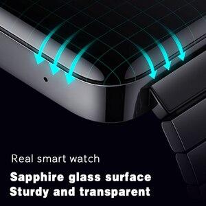 Image 5 - NUOVO Xiaomi Astuto di GPS Della Vigilanza NFC WIFI ESIM Chiamata di Telefono Bracciale Orologio Da Polso di Sport Bluetooth Fitness Heart Rate Monitor Tracker MIUI