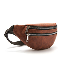 цены Women Waist Bags Casual Travel Lady Belt Bag Large Capacity Women's Chest Bag Fanny Pack Female Bum Bag Waist Pack