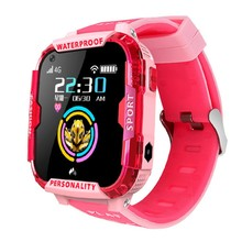 4G Kids Smart Watch GPS LBS Tracker WIFI Location SOS Call Camera Children HD Video Call Waterproof Smart Watch for IOS Android(China)