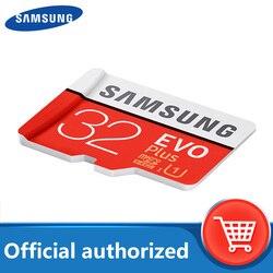 Karta pamięci Samsung EVO MicroSD 32GB UHS-I 100 MB/S karta microSDHC Class10 TF do tabletu Smartphone itp