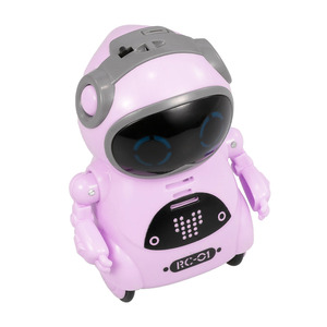 Image 2 - RC Toys for Children 939A Pocket Robot Talking Interactive Dialogue Voice Recognition Record Singing Dancing Telling Story Toy