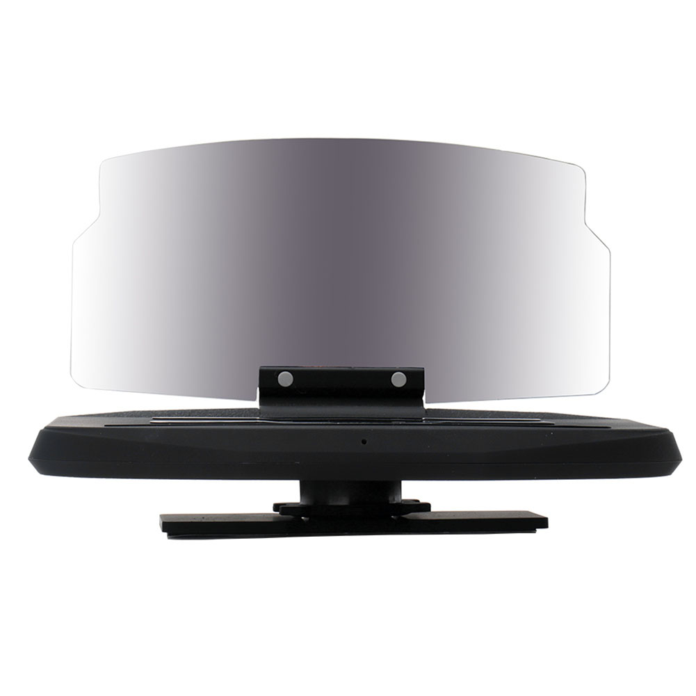 Safe Smart Phone Holder Driving Car Head Up Display GPS Navigation Portable Clear Universal HD Speed Warning Projector
