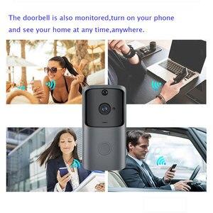Image 5 - HISMAHO WIFI Doorbell Camera Smart Home Video Intercom IP Doorbell Wireless Remote Doorbell Camera Battery 720P HD Night Vision