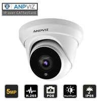 Auf Lager Kompatibel Hikvision Netzwerk Video Überwachung POE IP Kameras 5MP Revolver Outdoor Sicherheit Außen Kamera mit 30M IR