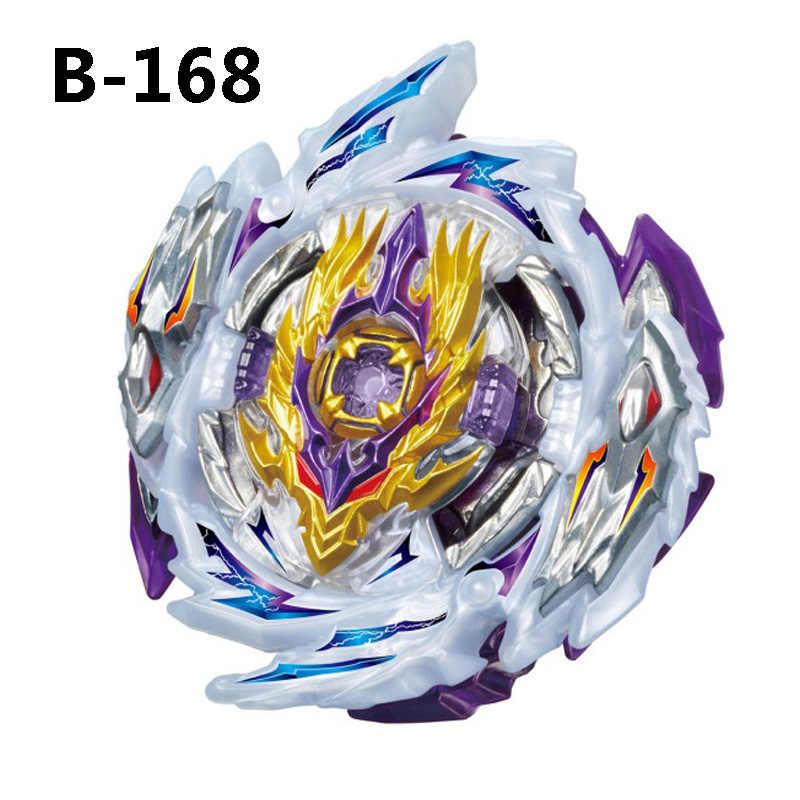 모든 모델 발사대 Beyblade 버스트 GT 장난감 경기장 금속 하나님 Fafnir Bey 블레이드 블레이드 B-163 B-164 B-167 B-168 B-169
