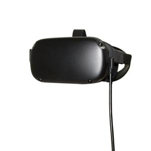 Image 5 - Câble de charge de ligne de données tiers pour Oculus Quest LINK casque VR câble de données 3m/5m