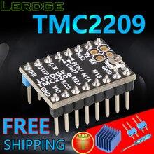 Lerdge TMC2209 Stappenmotor Driver Uart Vs Tmc 2208 A4988 Lv8729 3D Printer Onderdelen Stepstick 2.0A Ultra-Stille Ender3