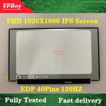 Écran numérique IPS FHD 15.6 pouces, avec 40 broches, 120 HZ, LM156LFGL03