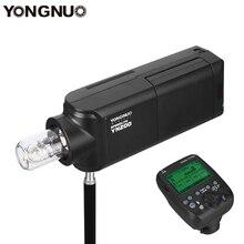 YONGNUO YN200 TTL HSS 2,4G 200W Lithium Batterie mit USB Typ C, Kompatibel YN560 TX (II) /YN560 TX Pro/YN862 für Canon Nikon