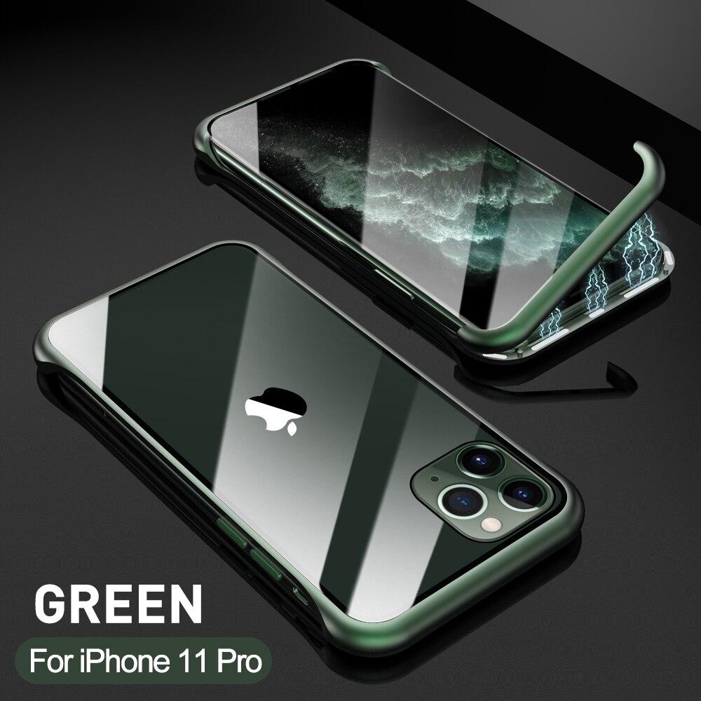 iPhone11 Pro暗夜绿