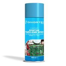 Deflotex kontakt elektryczny Spray do czyszczenia bezolejowe 400 ml cheap Divortex TR (pochodzenie)