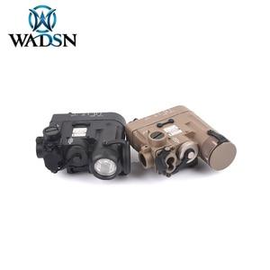 Image 1 - WADSN טקטי אור 14DBAL IR אדום לייזר Airsoft ציד מנורת DBAL EMKII פנס DBAL D2 14DBAL נשק אקדח אור