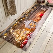 Cross-border I e-commerce spot explosions Christmas mat door mat bedroom bathroom absorbent non-slip mat mat cross border e commerce supply of interest toys