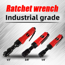 цена на 1/2 Inch Pneumatic Ratchet Wrench Air Tools 1/4 Spanner pneumatic Tools 3/8 Pneumatic Tool Torque Wrench