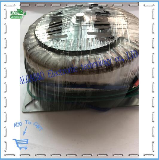 toroidal Transformador Amplificador de Potência de entrada.