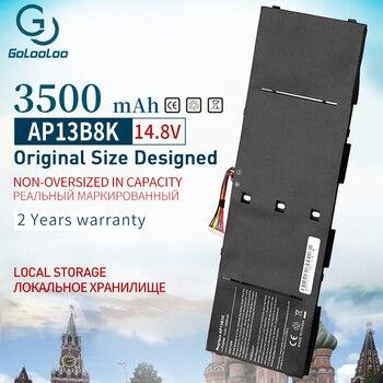 Batería para portátil AP13B3K, 14,8 v, 3500 mAh, para Acer Aspire V5...