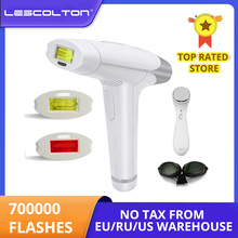 Bikini Trimmer Laser Epilator Laser-Hair-Removal-Machine IPL Permanent Lescolton Electric