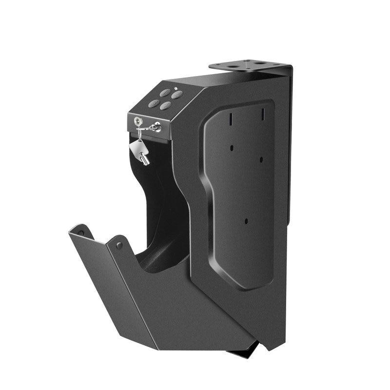 Gunsafe Gunbox Pistol Safe Gun Box Ammo Metal Case Safes Lock Box Can Safebox Keybox Strongbox Boxes Safety Security Key Money