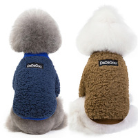 Pet Fleece Clothes Fashion Cat Hoodies Coat Thickened Winter Jacket for Cats Kitten Soft Small Dog Puppy Sweater Doggie Clothing|Cat Clothing|   -