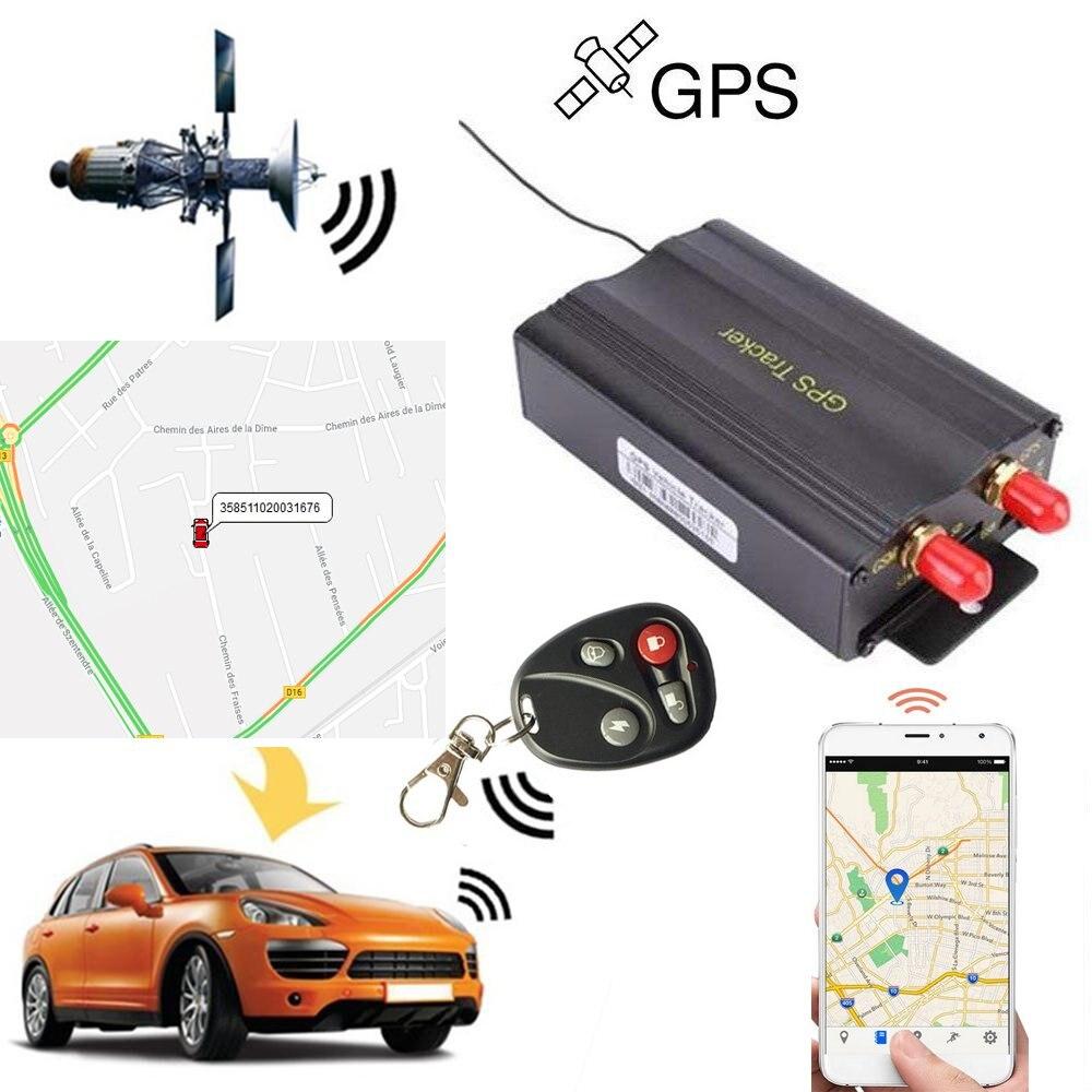 LANGMAO-rastreador Gps SMS Tk103b, con mando a distancia, versión de Pc, Software, Google Maps, aplicaciones de rastreo en tiempo Real, escáner GPS BEIDOU 2020, bloqueador de interferencias de señal, ANTI rastreador, sin seguimiento, funda de acecho