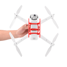 Portable Protective Increased Tripod.Landing Gear for FIMI A3 Drone RC Heightening Stand Legs Feet Protector Accessories