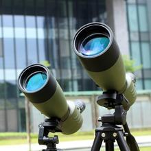 SVBONY 20-60x60/25-75x70mm Зрительная труба SV14 зум телескоп BAK4 призма Водонепроницаемый охотничий Монокуляр+ телефонный адаптер F9310 для охоты, стрельбы, стрельбы из лука, наблюдения за птицами