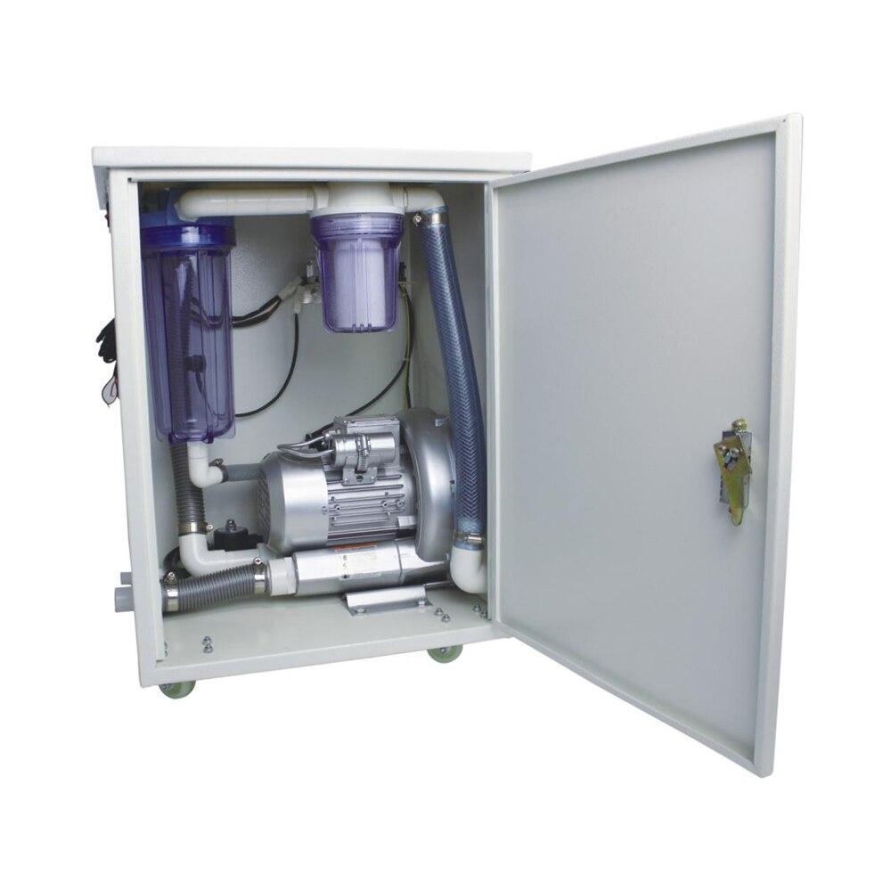 Portable Dental Vacuum Suction Unit Electric Emergency Sputum Aspirator Machine