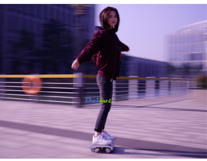 Adult Electric Notebook Scooter Four Wheels Self Balancing Scooter Walk Car Portable Electric Scooter With APPBluetooth (21)