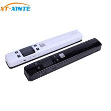 Mini Document Images Scanner 1050DPI Scan A4 Size JPG/PDF Formate High Speed Portable LCD Display Wireless Wifi Handheld Scanner