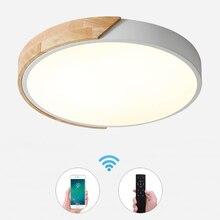 Современный светодиодный потолочный светильник Luminaria светодиодный цветной потолочный светильник Teto для гостиной детской комнаты Домашний Светильник