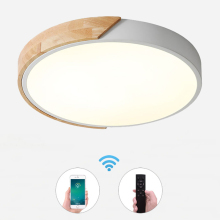 Modern LED Ceiling Light Luminaria LED Teto Colorful Ceiling Lamp For Living Room Kids Room Aisle Home Light Fixtures