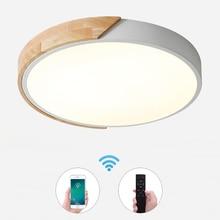 Modern LED tavan işık Luminaria LED Teto renkli tavan lambası oturma odası çocuk odası koridor ev aydınlatma armatürleri