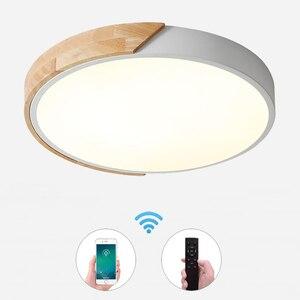 Image 1 - Moderno LED Luce di Soffitto Luminaria LED Teto Colorato Lampada A Soffitto Per Soggiorno camera Dei Bambini Camera Corridoio Apparecchi di Casa di Luce