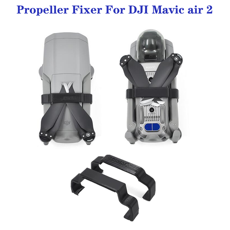 Propeller Fixer For DJI Mavic air 2 drone Propeller Fixed Holder Storage Protector Guard For Mavic Air 2 Accessories