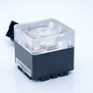 Image 4 - FREEZEMOD 140mm pump & reservoir kit Aluminum cover RGB control or AURA synchronization,PUB FS6MA 14