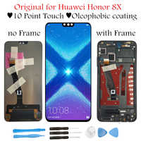 "6.5"" for Huawei Honor 8X LCD Display Touch Screen Digitizer Assembly LCD Display TouchScreen for Honor 8X Repair Parts"