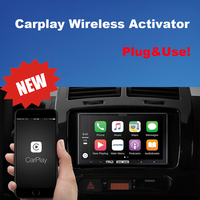 USB CarPlay Wireless Activator for Audi Mercedes Benz Porsche Volvo Original car with CarPlay