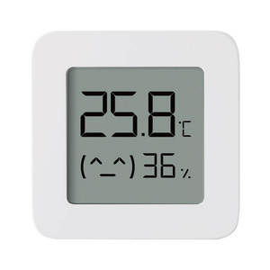 Image 2 - Original Xiaomi Mijia Bluetooth Thermometer 2 Wireless Smart Electric Digital Hygrometer Thermometer Work with Mijia APP