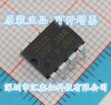 10pcs/lot IR2520D IR2520DPBF DIP-8 ic 10pcs lot tlp557 dip 8 optical coupler oc optocoupler