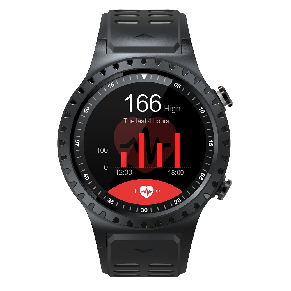 <font><b>M1</b></font> GPS Sports <font><b>Watch</b></font> Multi-Function Sports Mode Compass Altitude Outdoor Sports New Sleep Monitoring Smart <font><b>Watch</b></font> image