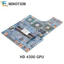 NOKOTION MBPDU01002 MB.PDU01.002 Laptop Motherboard For Acer aspire 4810T JM51 DIS MB 48.4CR05.021 MAIN BOARD DDR3 HD4300 GPU