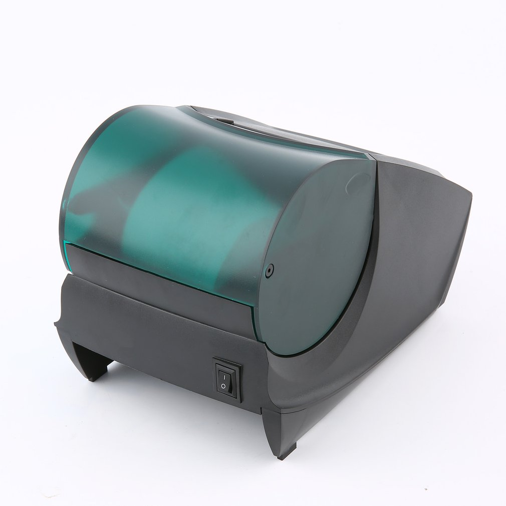 Practical Printer Receipt Machine Receipt Instrument Ticket Printer Pos For Home Office Store US Plug Printer image