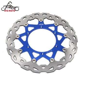320MM Motorcycle Floating Brake Discs Rotor For YAMAHA WR250 YZ250 WR250F YZ250F WR426F YZ426F WR450F YZ450F WR WRF YZ 426F 450F