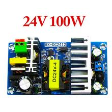 Newest 100W 4A To 6A DC 24V Switching Power Supply Board Stable High Power AC DC Power Module Transformer