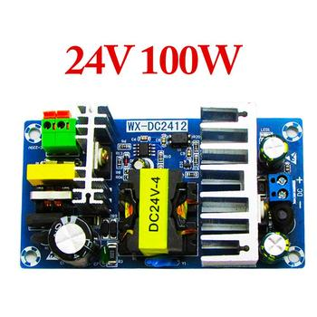 Newest 100W 4A To 6A DC 24V Switching Power Supply Board Stable High AC Module Transformer