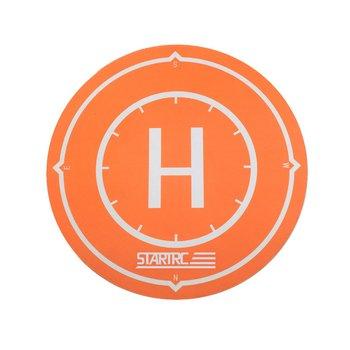 Przenośna wodoodporna mata lądowisko dronów szybka składana podkładka do lądowania zdejmowana stacja lądowania dla Spark dla MAVIC MINI tanie i dobre opinie ONLENY CN (pochodzenie) 105g Portable Waterproof 56cm Drone 25cm Drone Parking Apron Waterproof Cloth Orange 25cm 9 84in