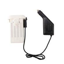 Chargeur de voiture pour MI Drone 4K caméra pièces de rechange avec Port USB batterie chargeur de voiture pour Xiaomi drone Charing accessoires