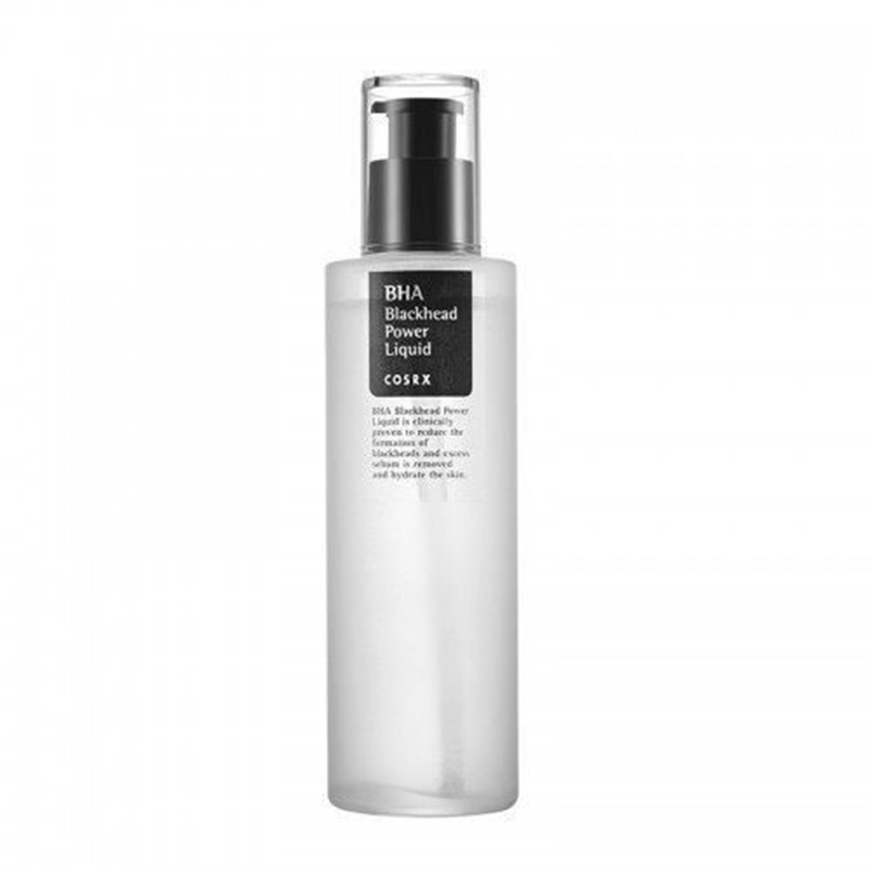 Cosrx BHA Blackhead Power Liquid 100ml Facial Remove Blackheads Blemishes Exfoliating Moisturizing Facial Serum Korea Cosmetics