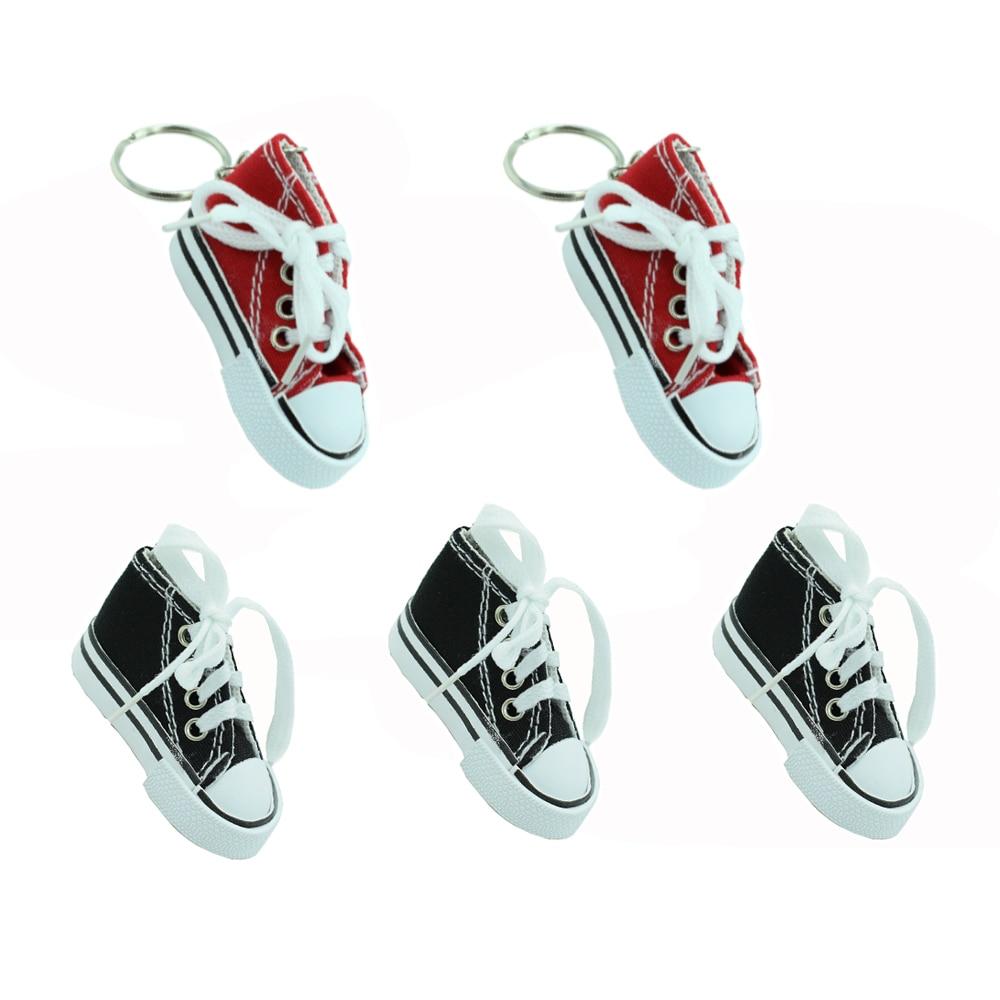JAER – Support latéral de moto, Mini porte-clé pour chaussures, Support de pied de Motocross, 5 pièces